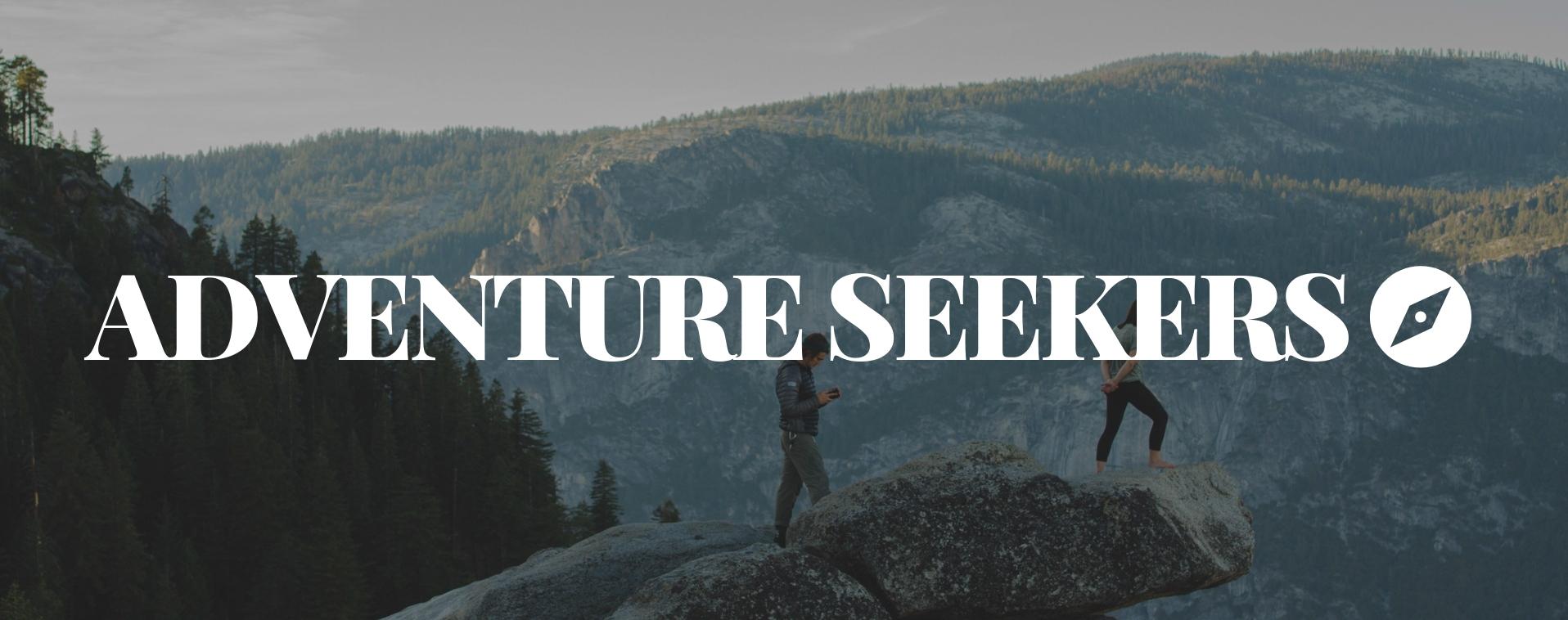 Adventure Seekers hero