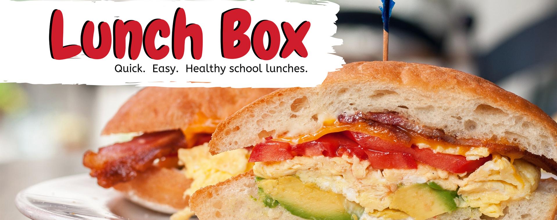 Lunch Box hero